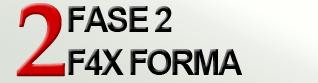 PHASE 2: F4X SHAPE